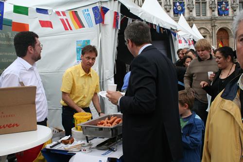 Fête de l'Europe Mai 2007
