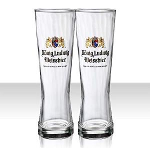 König Ludwig Biergläser 50cl