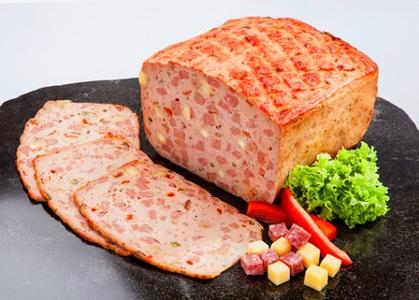 2- Pizza-Fleischkäse ca. 1700g