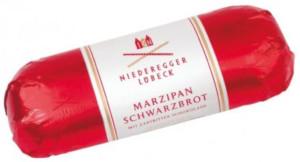 Niederegger Marzipan Schwarzbrot (75g)