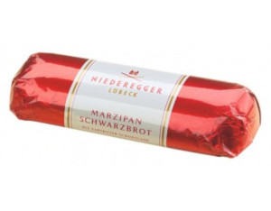 Niederegger Marzipan Schwarzbrot (125g)