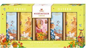 Niederegger Osterwerkstatt 175g für 5 Stück