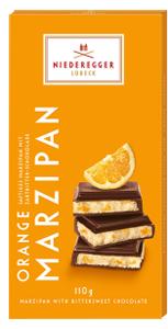 Niederegger Classic Marzipan Tafel Orange ZBt 110g