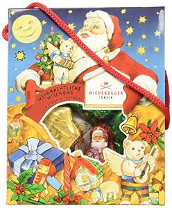 Niederegger Taschen Merry Christmas 95g