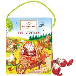 Niederegger Marzipan-Eier im Ostertäschen 85g für 5er