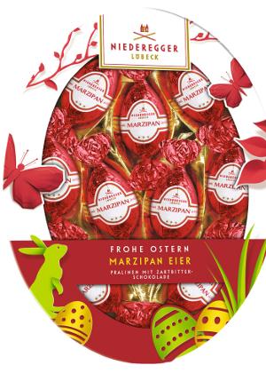Niederegger Marzipan Ostereier Geschenkpackungen 150g