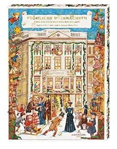 Niederegger Adventskalender Motif Café Niederegger (525g)