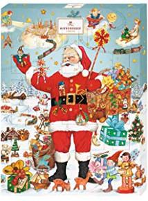 Niederegger Adventskalender Weihnachtsmann 500g