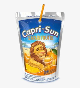 Capri-Sonne Safari-Fruits 10 stück x 200ml