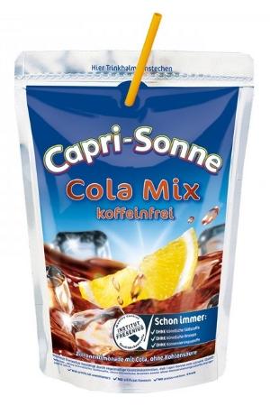 Capri-Sonne Cola Mix koffeinfrei 10 x 200ml