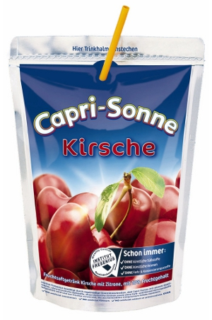 Capri-Sonne Kirsche 10 x 200ml