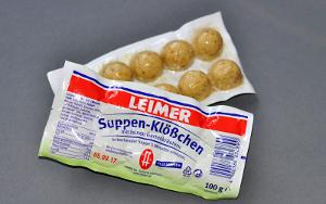 Leimer Suppen-Klößchen vegetarisch 100g