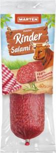Marten Rinder Salami Geräuchert (100% Rindfleisch) 300g
