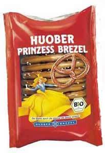 Huober Prinzess Brezel BIO 125g