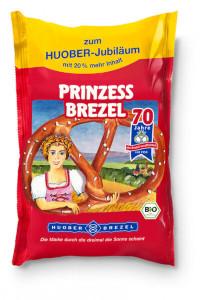 Huober-Jubiläum Prinzess Brezel BIO 150g