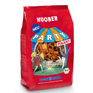 3- Huober Party pikant 200g