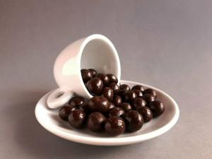 Schokolierte Kaffeebohnen 250g