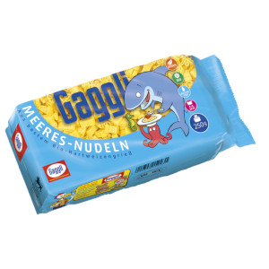 3- Gaggli BIO Meeres-Nudeln 250g