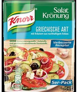 Knorr Salat Krönung Griechische Art 5er