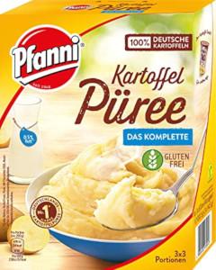 Pfanni Kartoffel Püree das Komplette 283,5g für 9 Portionen