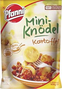 Pfanni Mini Kartoffelknödel Halb & Halb 400g für 20er