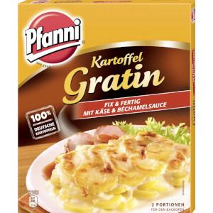 Pfanni kartoffel Gratin Fix & Fertig 400g für 2 Portionen