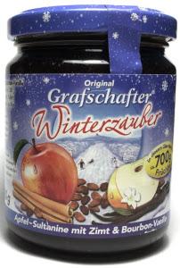 Grafschafter Winterzauber Apfel-Sultanine mit Zimt & Vanille 320g