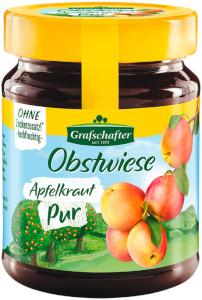 1- Grafschafter Obstwiese Apfelkraut Pur 320g