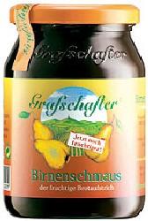 Grafschafter Birnenschmaus - 450g