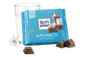 Ritter Sport Alpenmilch (100g)