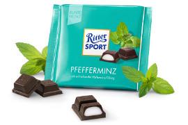 Ritter Sport Pfefferminz (100g)