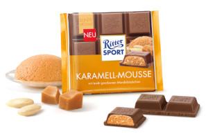 Ritter Sport Karamell-Mousse 100g