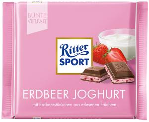 Ritter Sport Erdbeer Joghurt (100g)