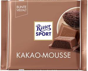 Ritter Sport Kakao Mousse Alpenmilch 100g