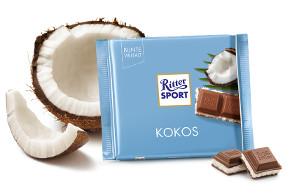 Ritter Sport Kokos (100g)