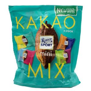 Ritter Sport Mini Kakao Mix 150g für 9 Stück