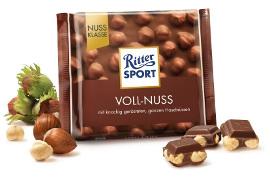 Ritter Sport Voll-Nuss (100g)