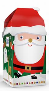 1- Ritter Sport Weihnachtsmann 77g
