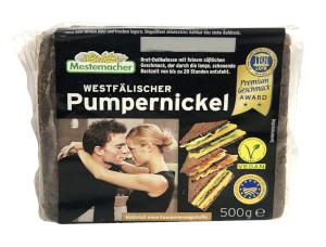 Mestemacher Westfälischer Pumpernickel 500g
