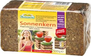 3- Mestemacher Sonnenkernbrot 500g