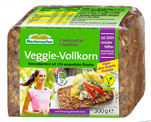 Mestemacher Veggie-Vollkorn (250g)