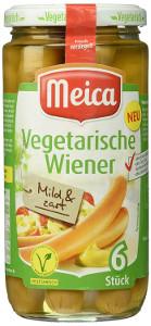 Meica Vegetarische Wiener 200g für 6 Stück