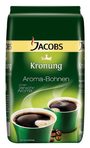 Jacobs Krönung Aroma Bohnen 500g