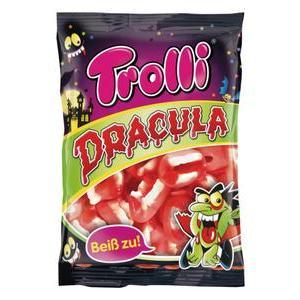 Trolli Mini Dracula Gummibonbons 200g