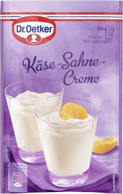 Dr.Oetker Käse-Sahne-Creme 63g