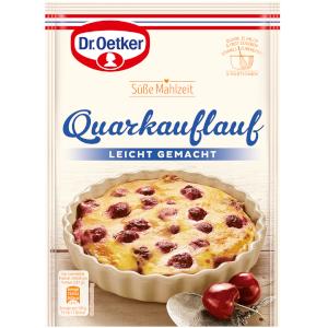 Dr.Oetker Quarkauflauf (Leicht Gemacht) für 3 Portionen 108g