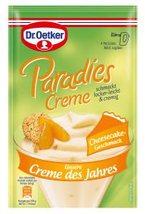 5- Dr.Oetker Paradies Creme des Jahres Cheesecake 63g