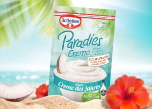 5- Dr.Oetker Paradies Cremedes Jahres Südseetraum 75g