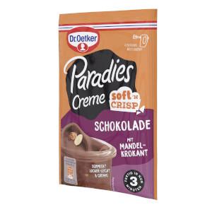 Dr.Oetker Paradies Creme Schoko-Pudding mit Mandelkrokant