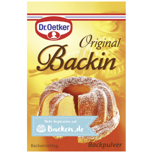 Dr Oetker Original Backin